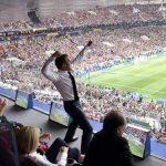 Le football cinquième pouvoir apres la presse